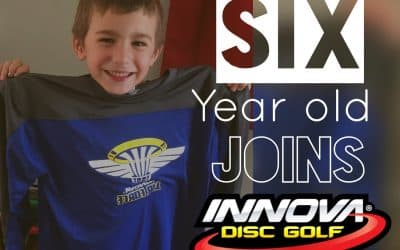 Innova Invites Six Year Old Hunter Grayum on to Junior Team!