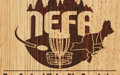 New England Flying disc Association Partners with Kids Disc Golf
