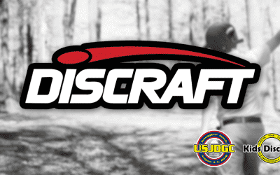 Discraft – Premier Level Partner – USJDGC | Kids Disc Golf