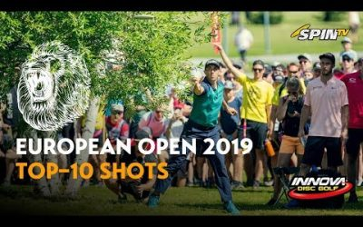 European Open 2019 top-10 Shots