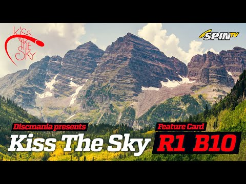 Discmania presents Kiss The Sky 2019 – Round 1, Part 2 (McMahon, Rovere, Liebman, Kester)