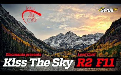 Discmania presents Kiss The Sky 2019 – Final Round, Part 1 (McMahon, Rovere, Liebman, Kyle Griffin)