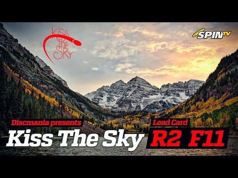 Discmania presents Kiss The Sky 2019 – Final Round, Part 1 (McMahon, Rovere, Liebman, Kyle Griffin)