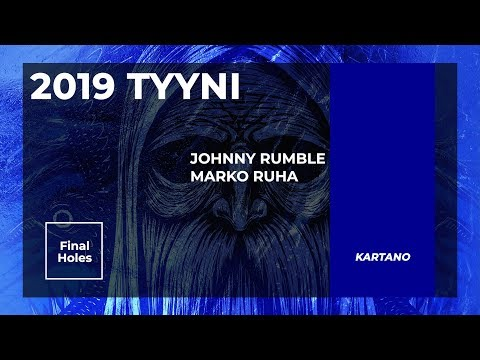 2019 Tyyni • Round 3 • Final Holes • John Pecunia • Marko Rauha • MP50 • Bonus Footage