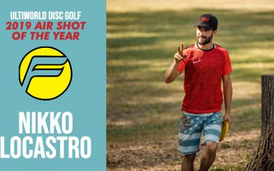 2019 Air Shot Of The Year: Nikko Locastro