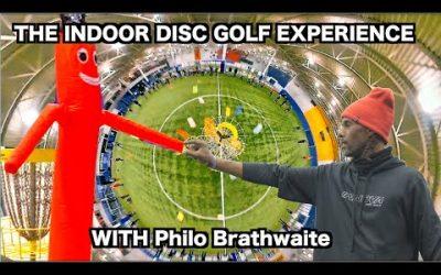We SECRETLY played 6 holes of disc golf at Disney World!