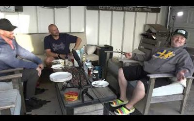 Surstromming taste test with Eric McCabe, Doug Bjerkaas, and Bobby Brown!