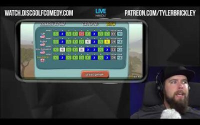 Virtual Putting Invitational | PLAYIN | (8A) Perkins vs (8A) Presnell